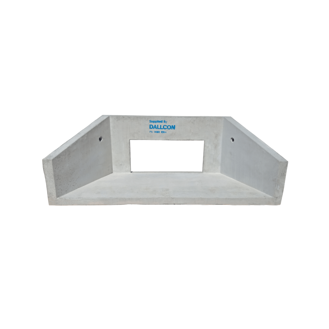 precast concrete box culvert headwalls
