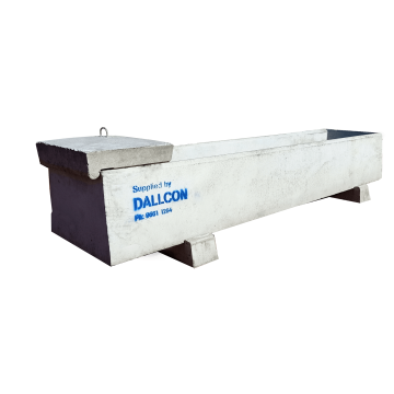 Precast concrete Jumbo Cattle Water Troughs