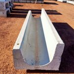 concrete feed troughs