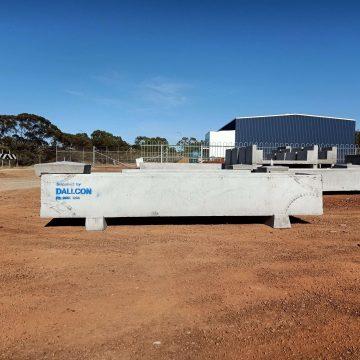 Precast concrete Jumbo Cattle Water Troughs
