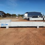 concrete stock troughs for feeding