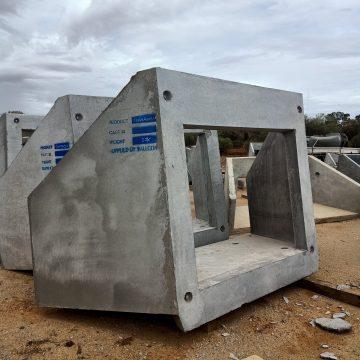 Box Culvert Headwalls