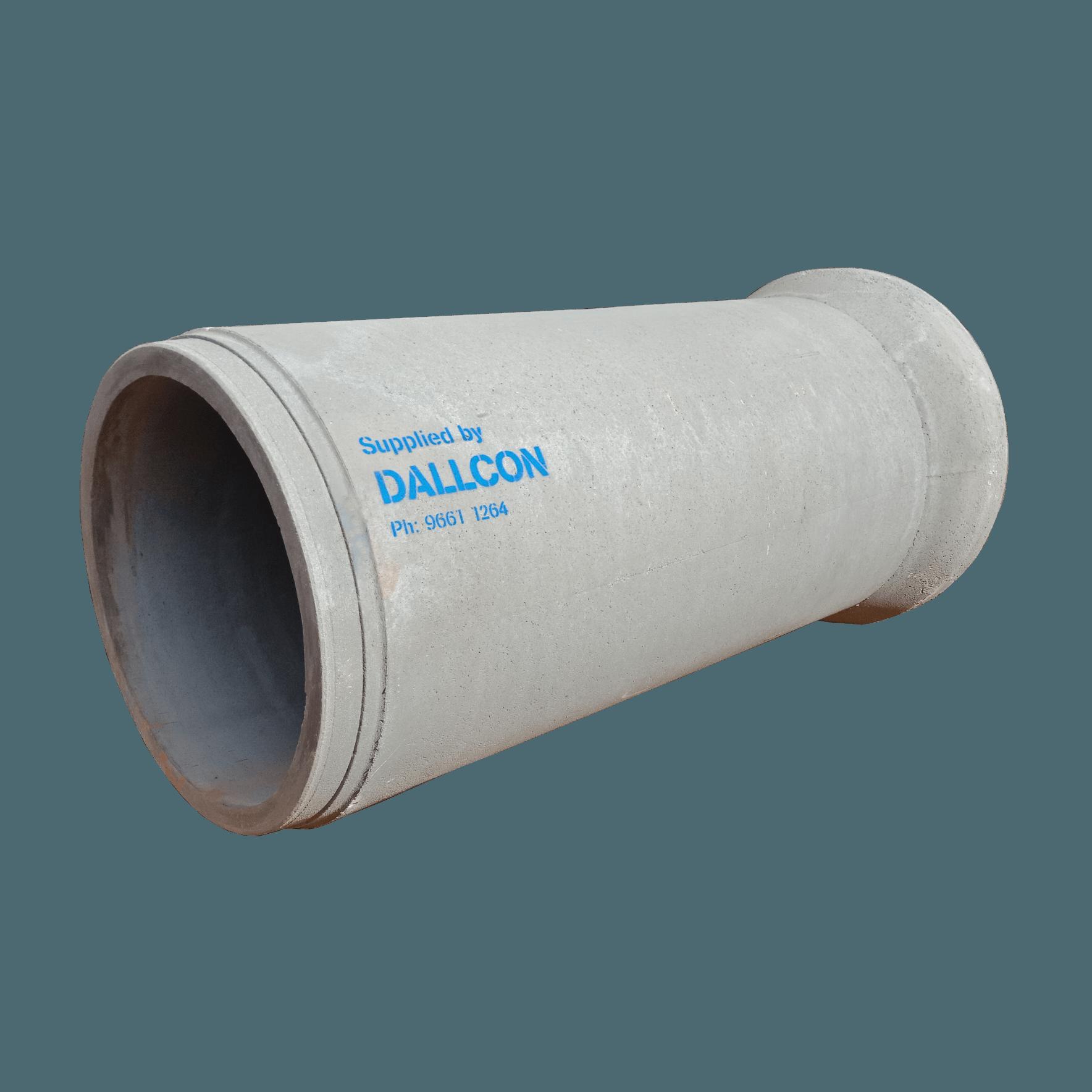 precast concrete drainage pipe
