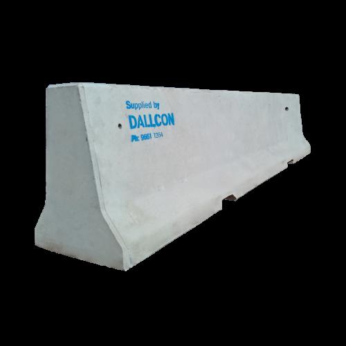 precast concrete road barriers