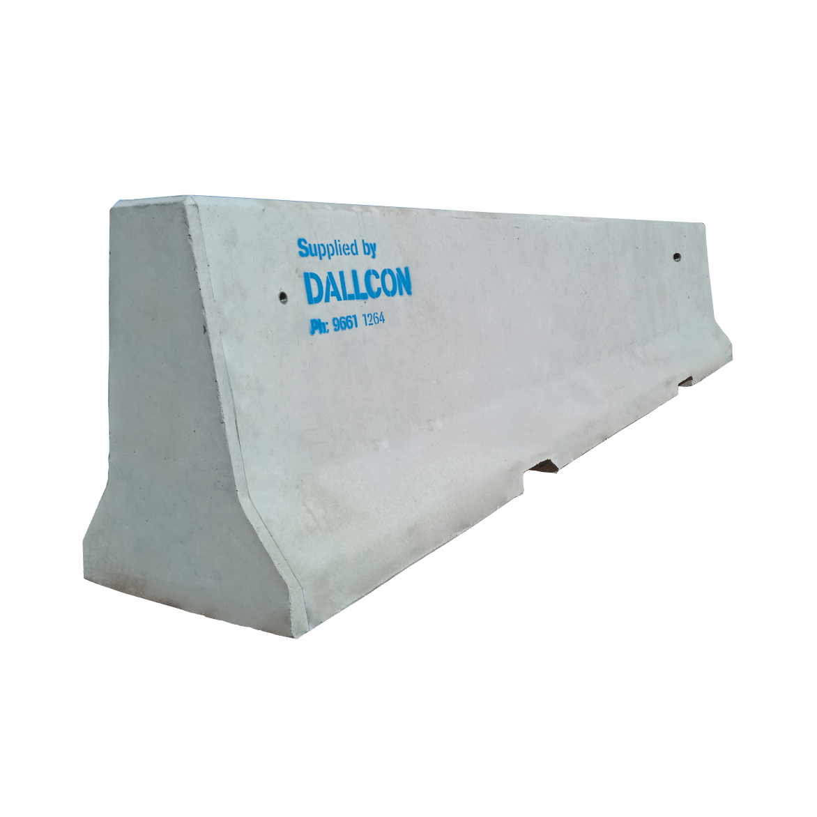 precast concrete road barriers