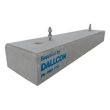 precast concrete tie down blocks