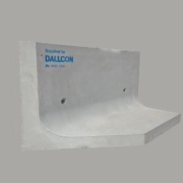 precast concrete Corner Join L Blocks