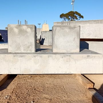 Concrete footing images