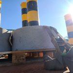 precast concrete bollards for traffic management